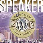 Reno 411: I'm Speaking at WordCamp Reno!