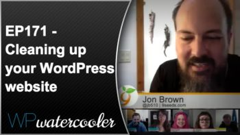 ep171-cleaning-up-your-wordpress1